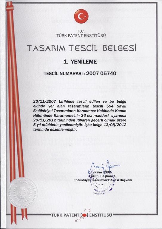 Tasarım Tescil-2