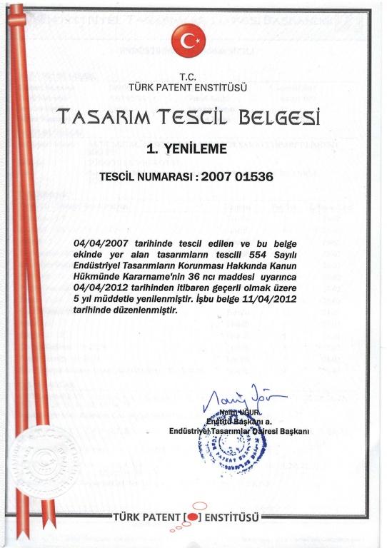 Tasarım Tescil-3